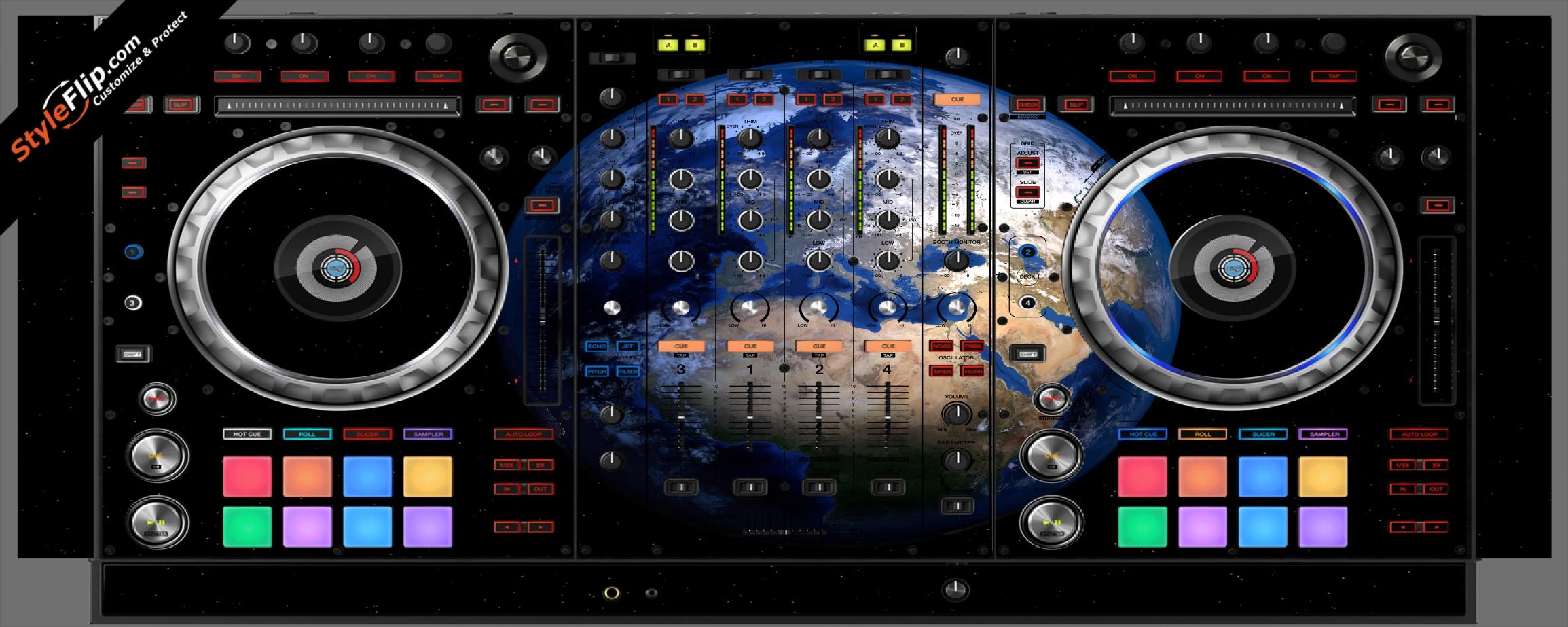 Earthling  Pioneer DDJ-SZ
