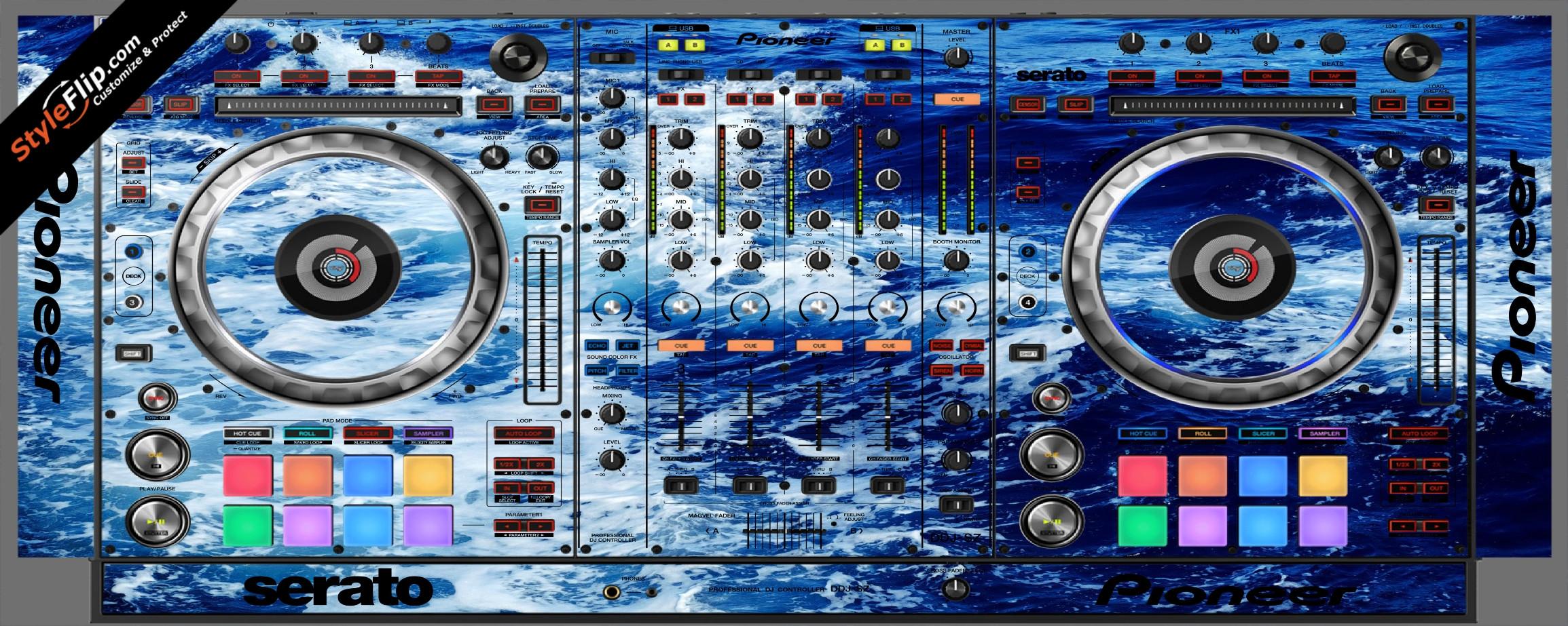High Tide  Pioneer DDJ-SZ