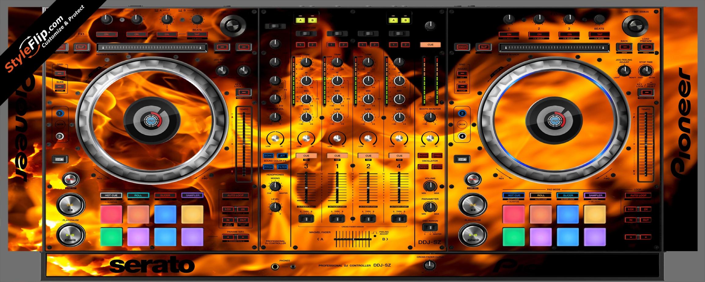 Hot Stuff  Pioneer DDJ-SZ