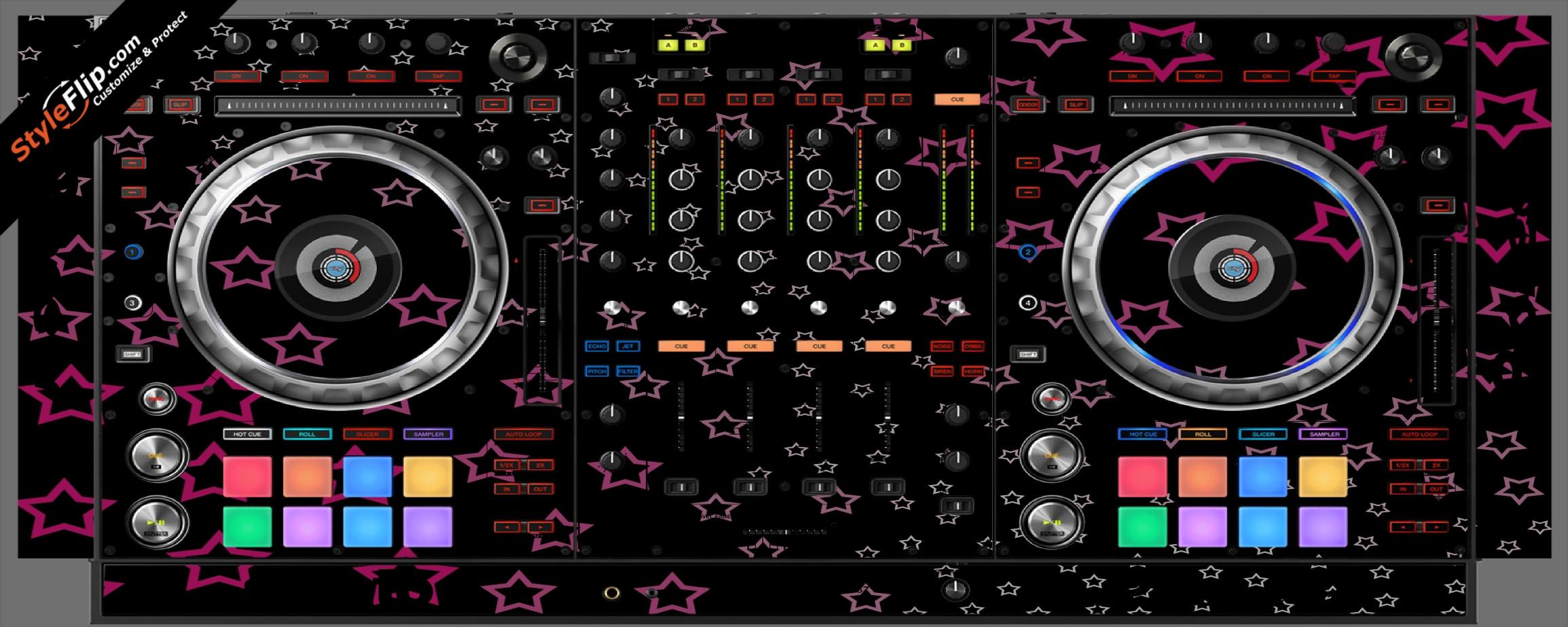 Starry Pioneer DDJ-SZ