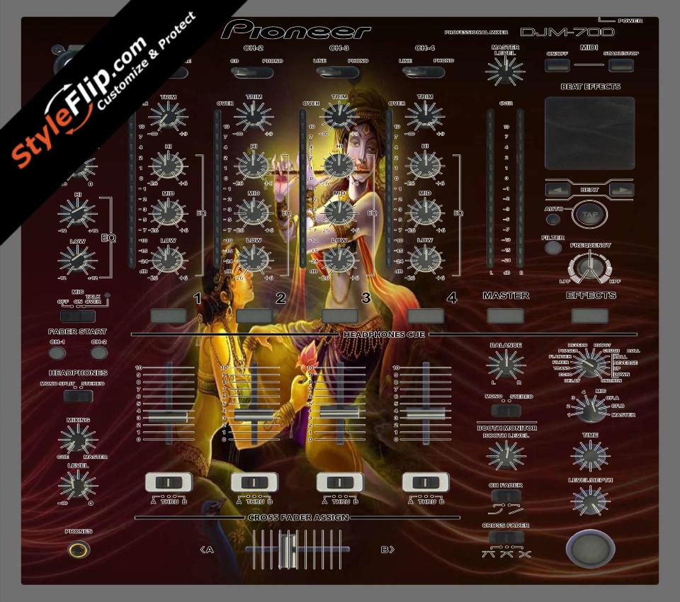 Arabian Nights Pioneer DJM 700