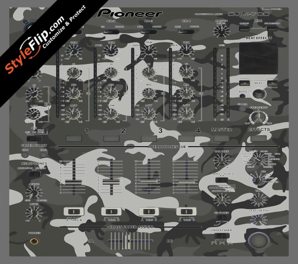 Arctic Fox Pioneer DJM 700