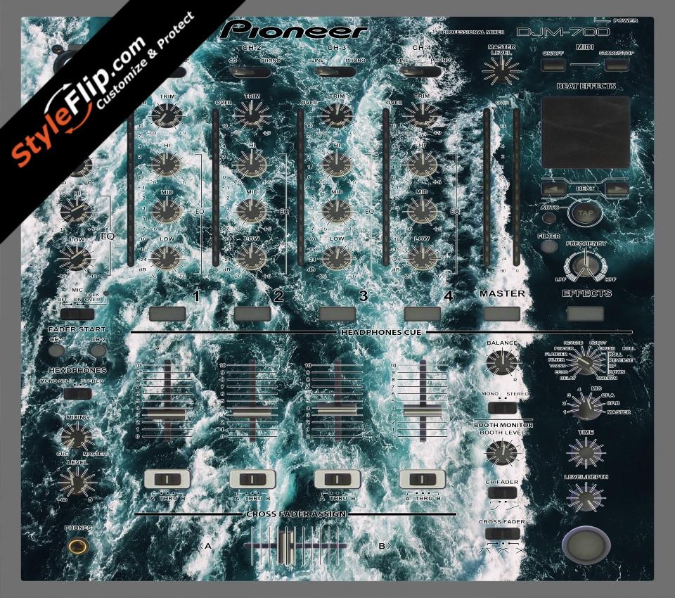 Deep Blue  Pioneer DJM 700
