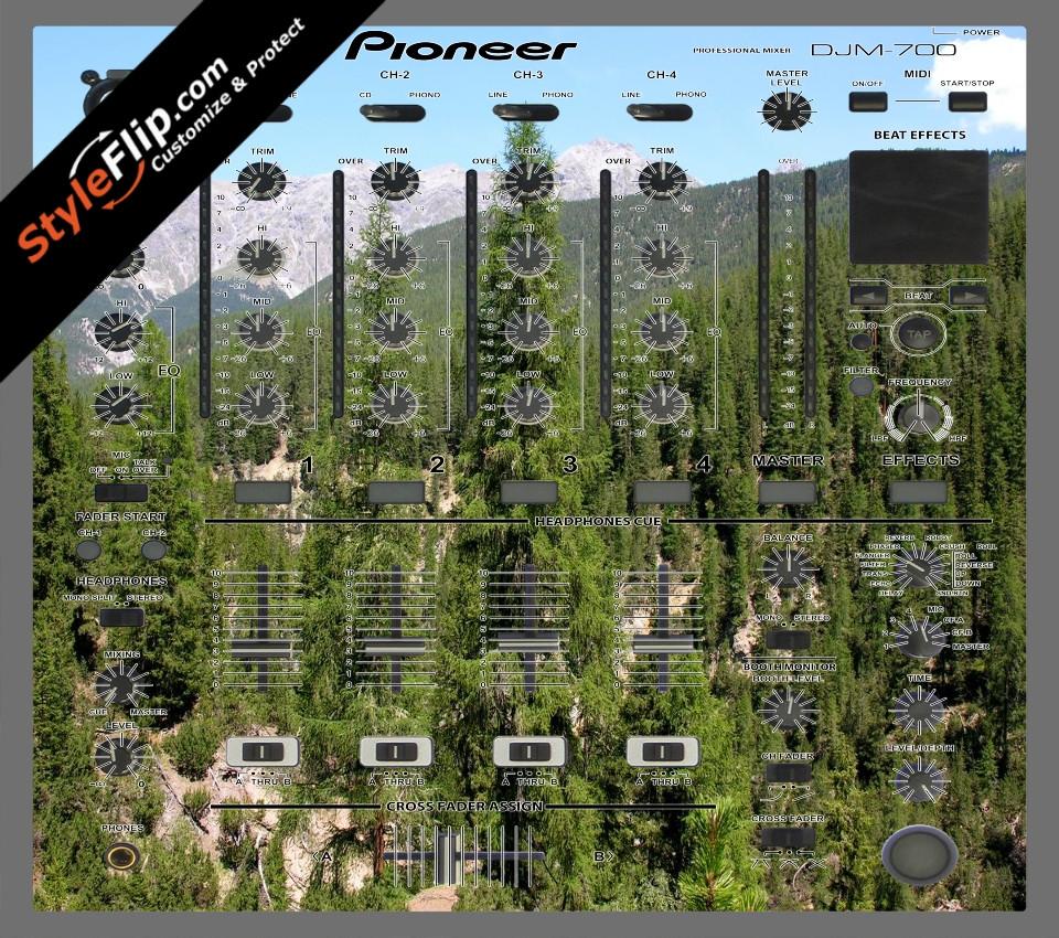 Deep In the Woods 2 Pioneer DJM 700