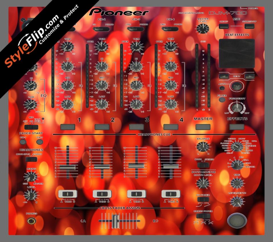 Firefly Pioneer DJM 700