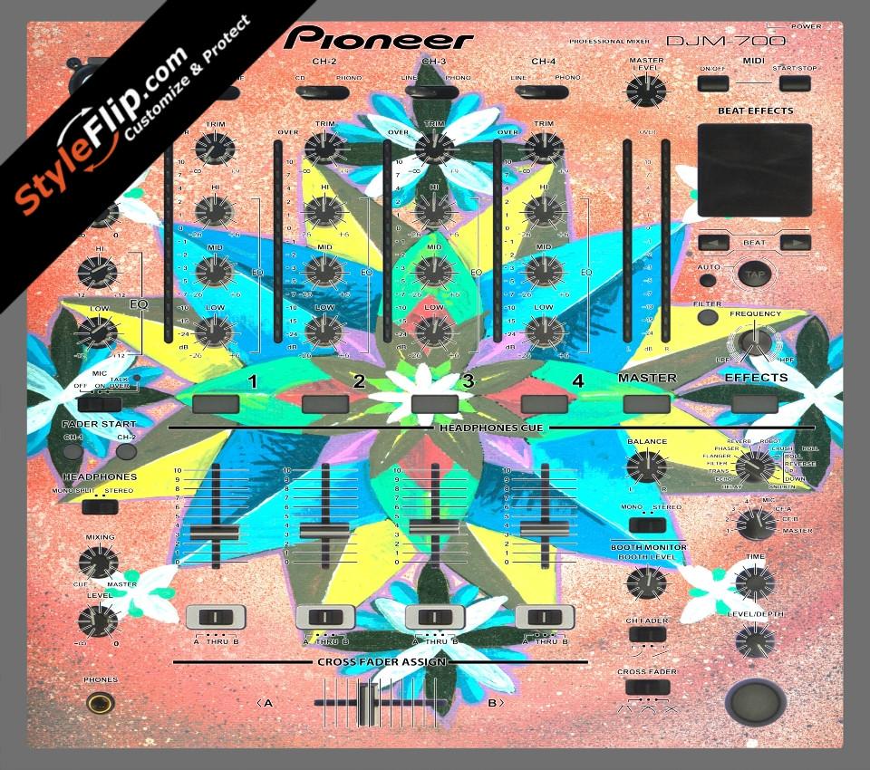 Geometric Pioneer DJM 700