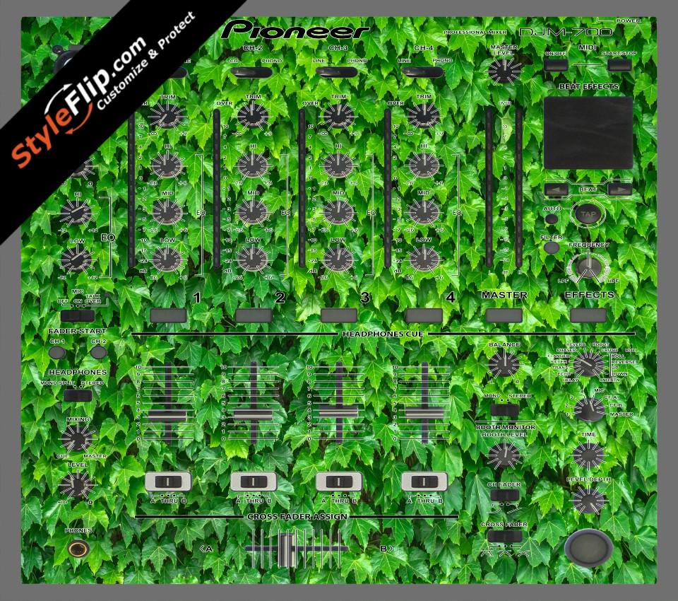 Greenery  Pioneer DJM 700