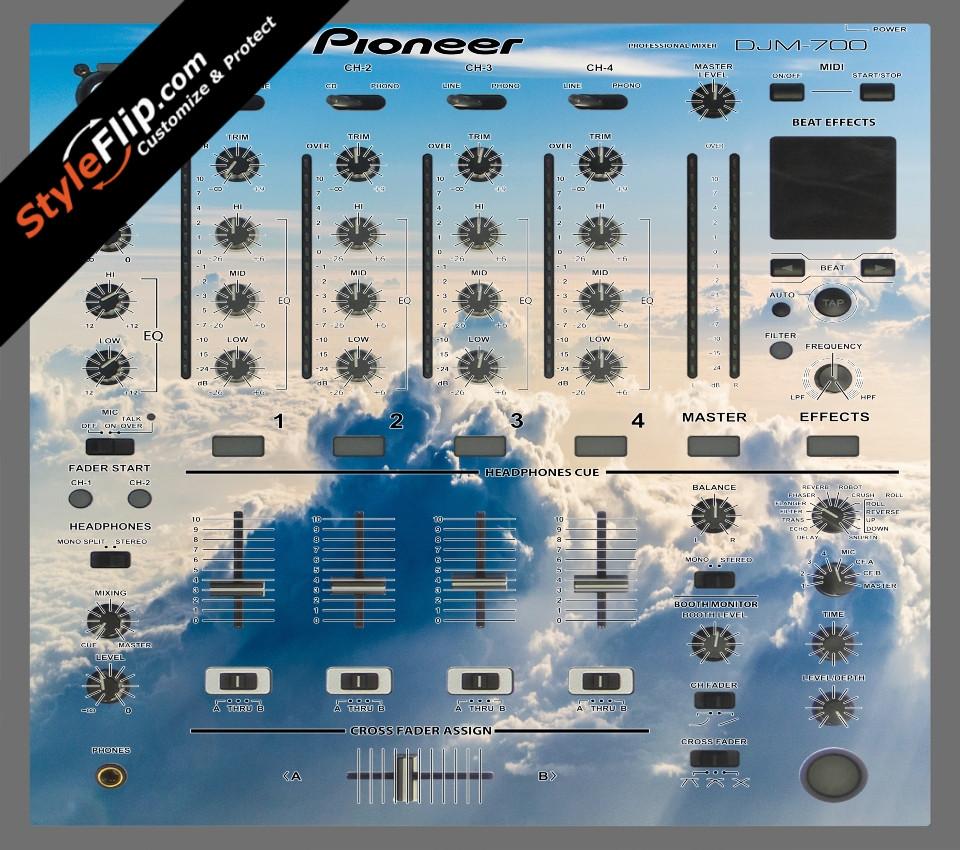 Heavenly   Pioneer DJM 700