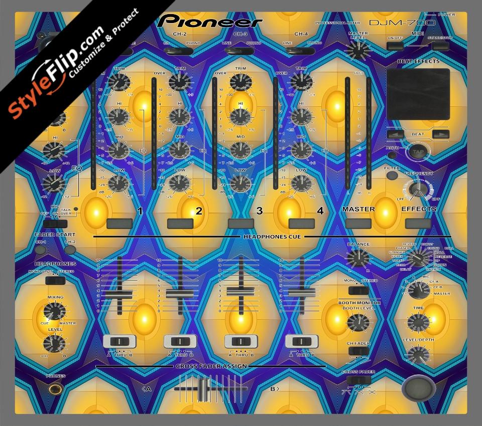 Honeycomb  Pioneer DJM 700