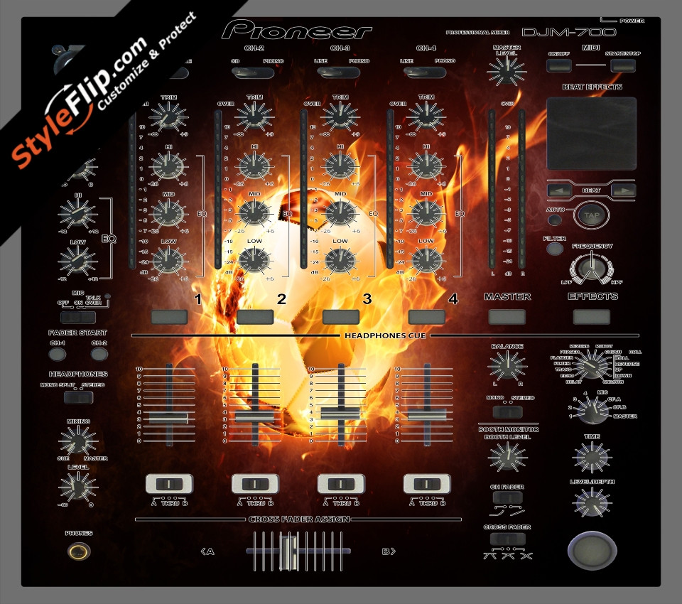 Hot Shot  Pioneer DJM 700