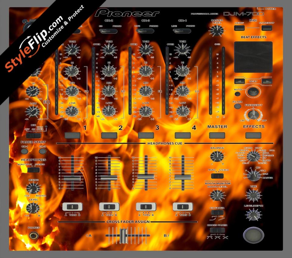 Hot Stuff  Pioneer DJM 700