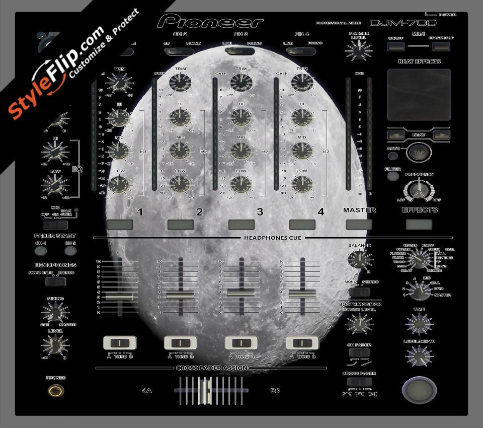 Lunar Pioneer DJM 700