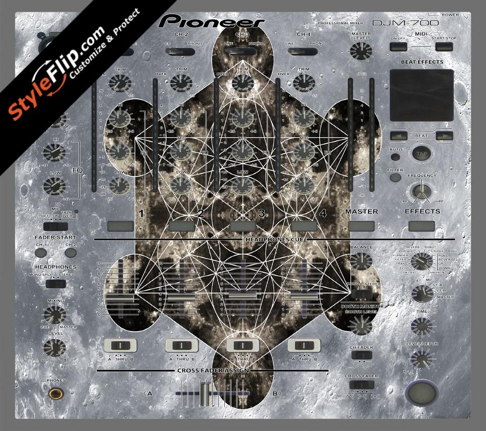 Mystic  Pioneer DJM 700