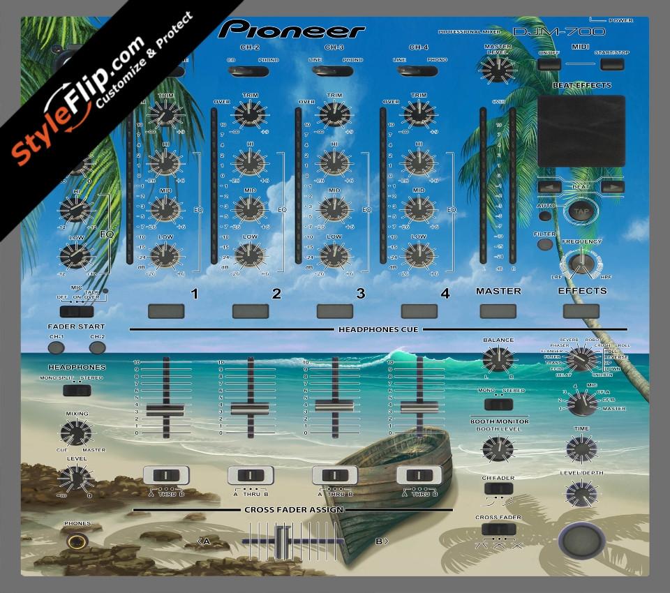 Paradise Lost  Pioneer DJM 700
