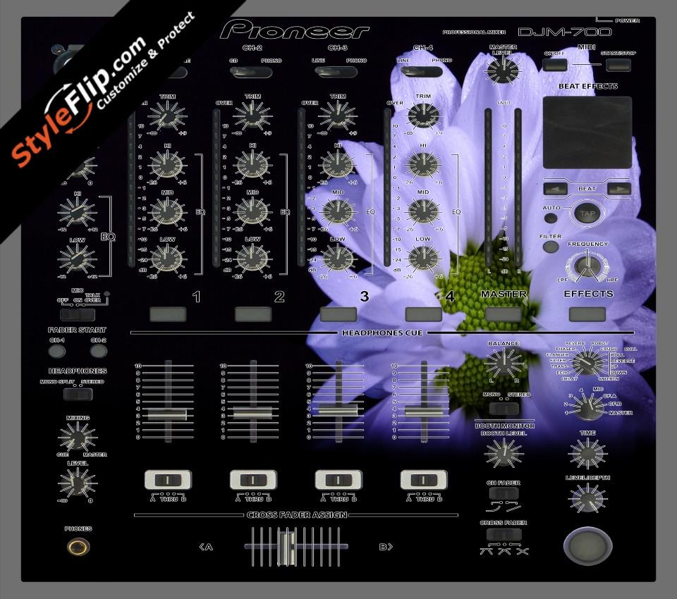 Purple Blossom  Pioneer DJM 700