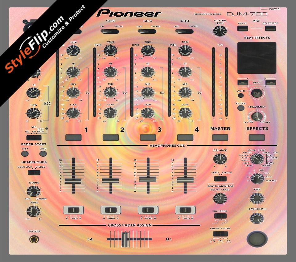 Spin Pioneer DJM 700