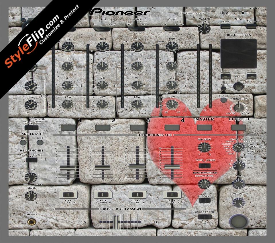 Street Love Pioneer DJM 700