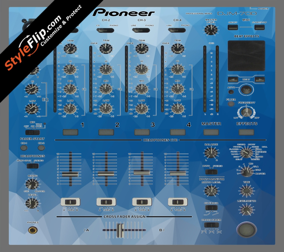 Tranquility  Pioneer DJM 700