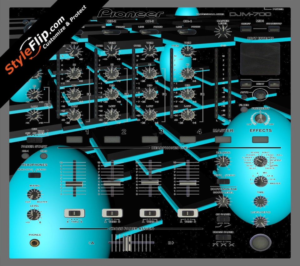 Tron Pioneer DJM 700