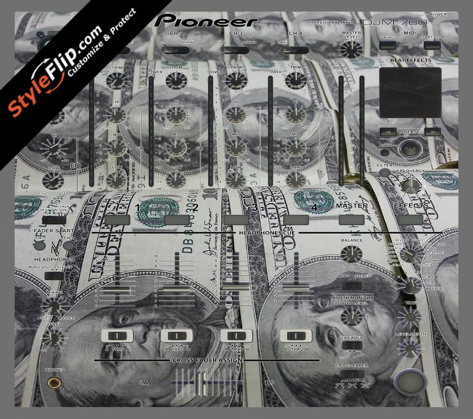 Wallstreet  Pioneer DJM 700