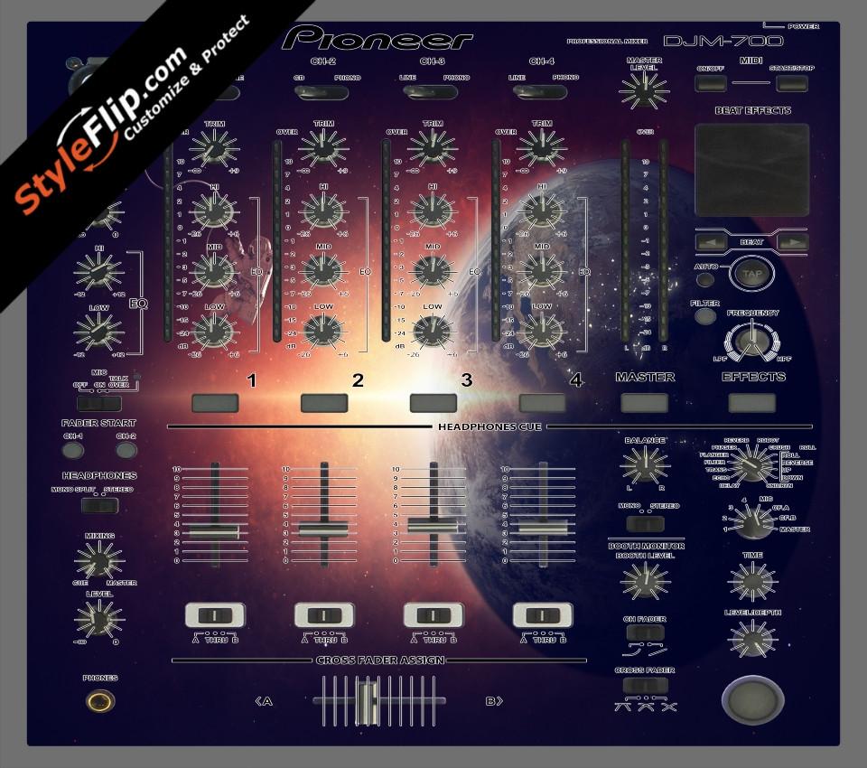 Wanderer Pioneer DJM 700