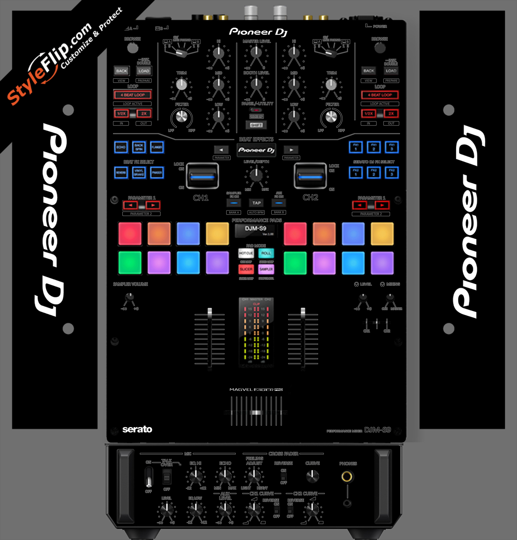 Black Box Pioneer DJM S9