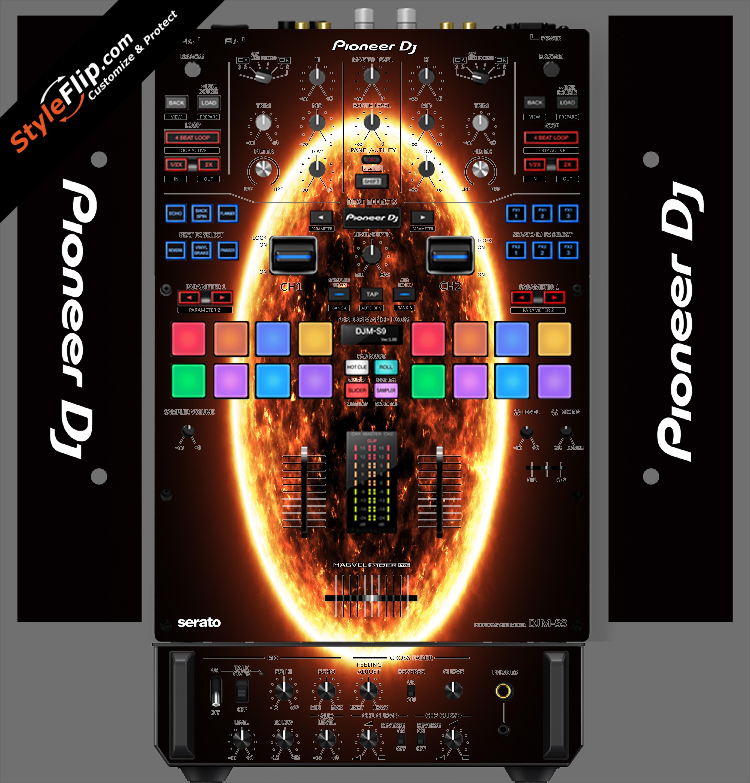 Black Hole Sun  Pioneer DJM S9