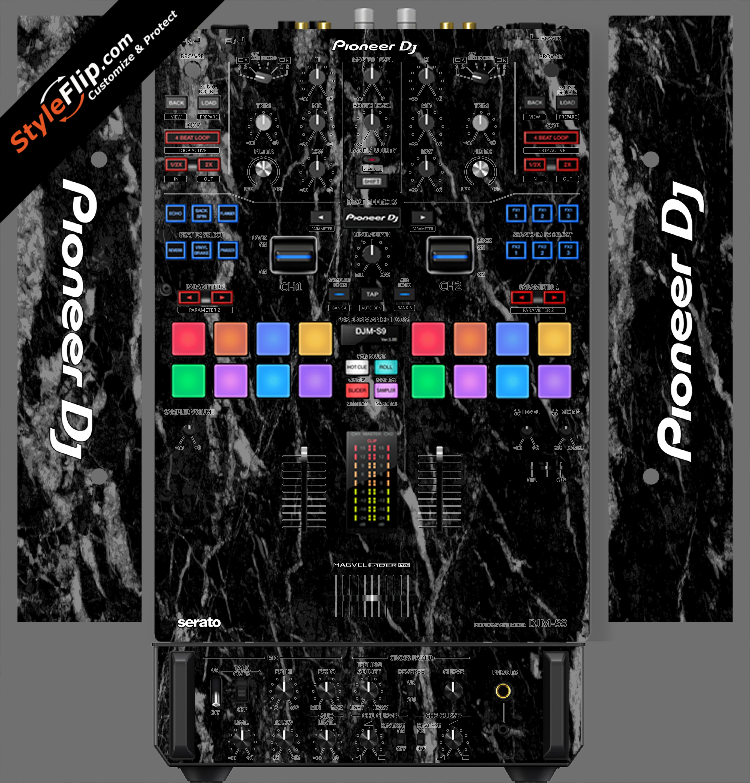 Black Marble  Pioneer DJM S9