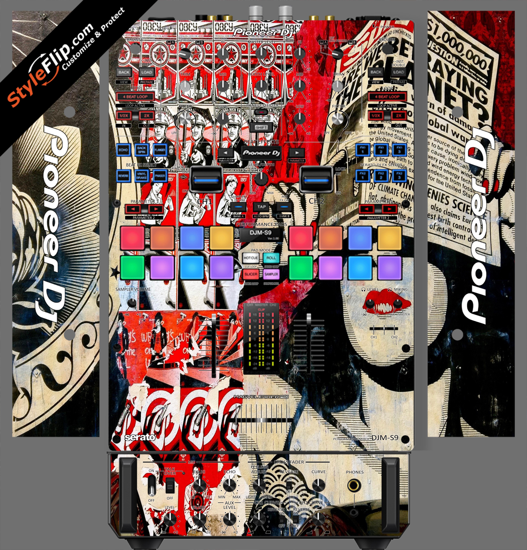 Brainwash  Pioneer DJM S9