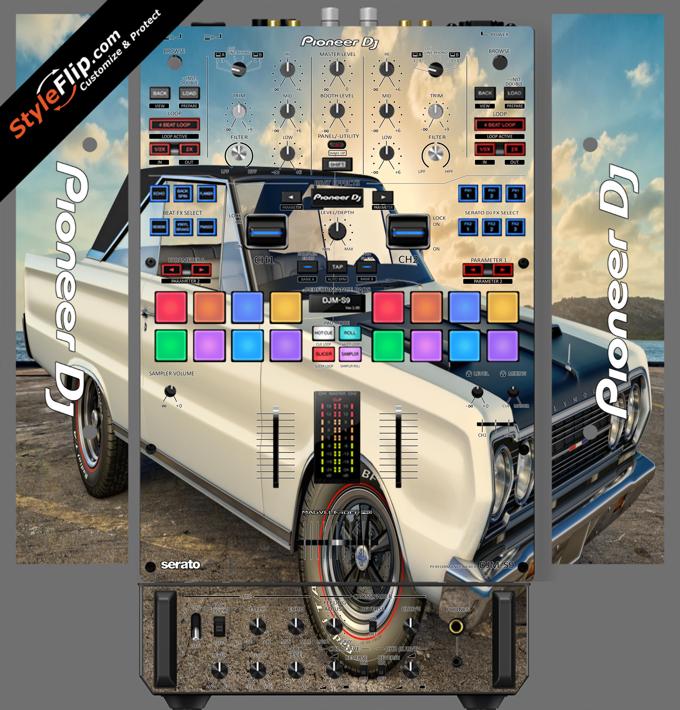 Burnout  Pioneer DJM S9