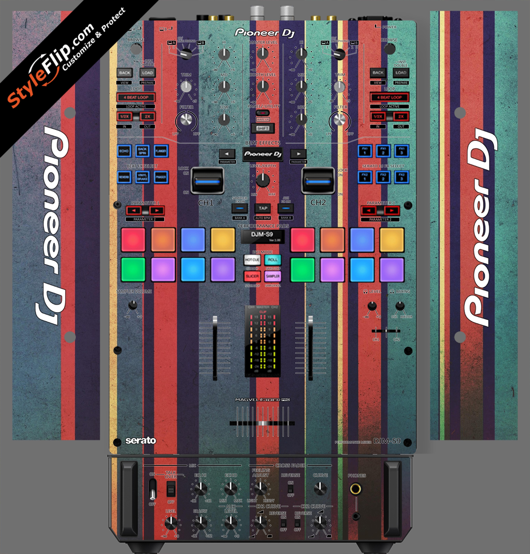 Carnival  Pioneer DJM S9