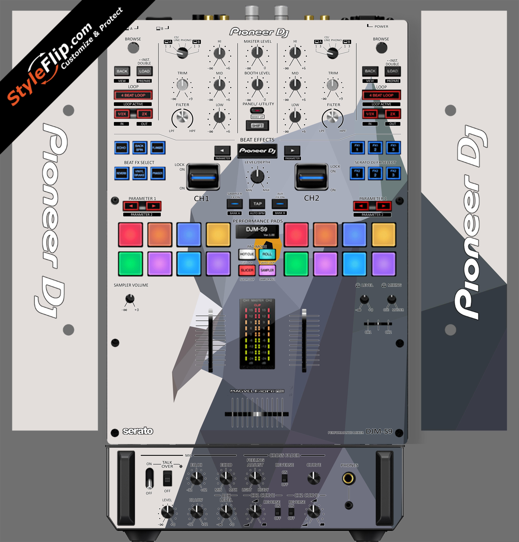 Chirp Chirp  Pioneer DJM S9