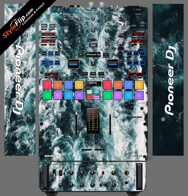 Deep Blue  Pioneer DJM S9