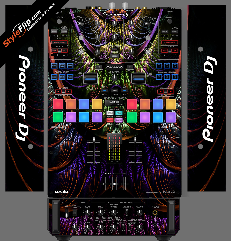 Fractal  Pioneer DJM S9