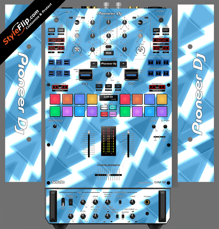 Frozen Pioneer DJM S9