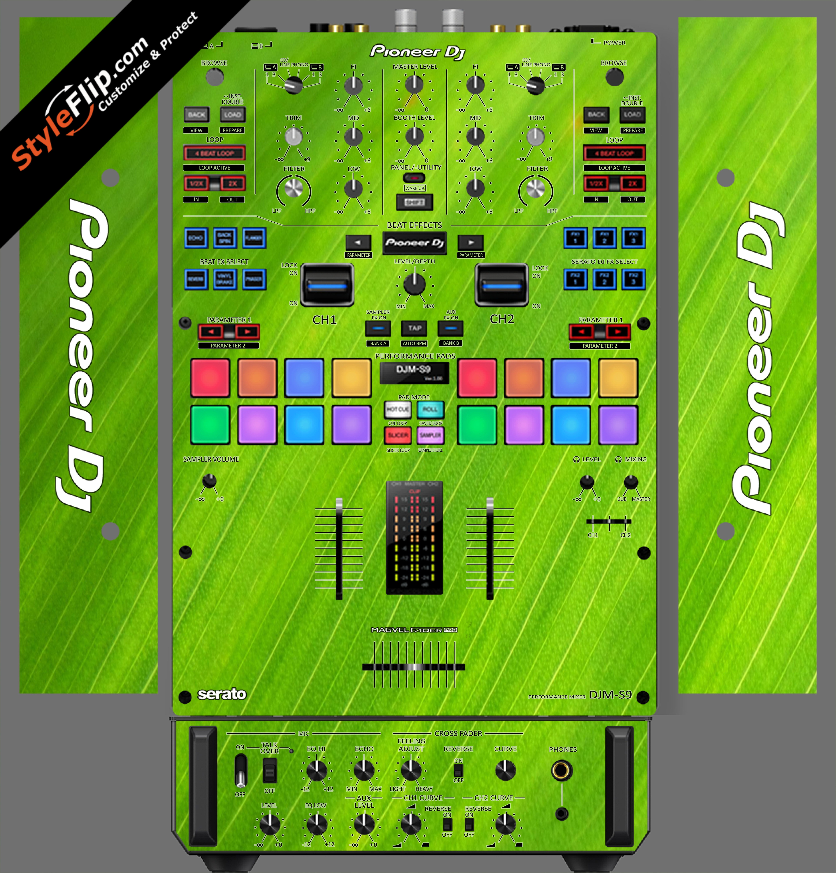Leafy Pioneer DJM S9