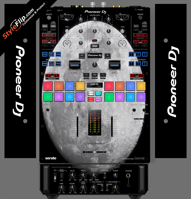 Lunar Pioneer DJM S9