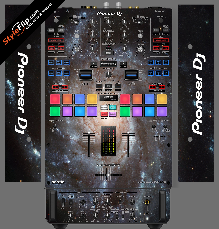 Milky  Pioneer DJM S9