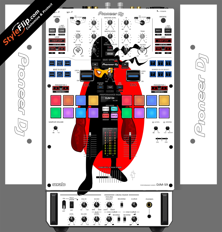 Ninja Warrior  Pioneer DJM S9
