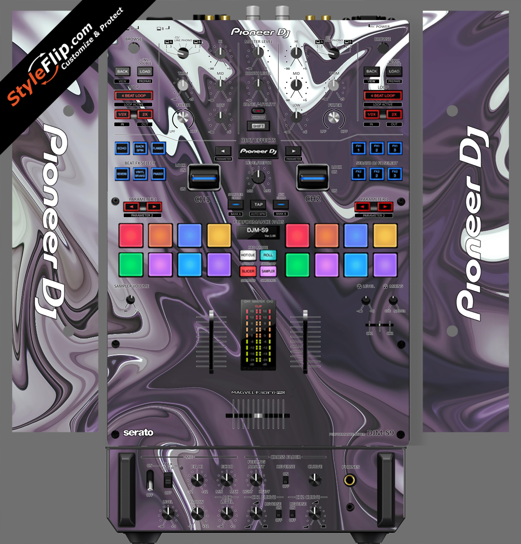 Purple Haze Pioneer DJM S9