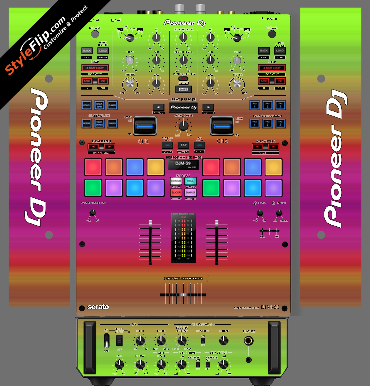 Rainbow Pioneer DJM S9