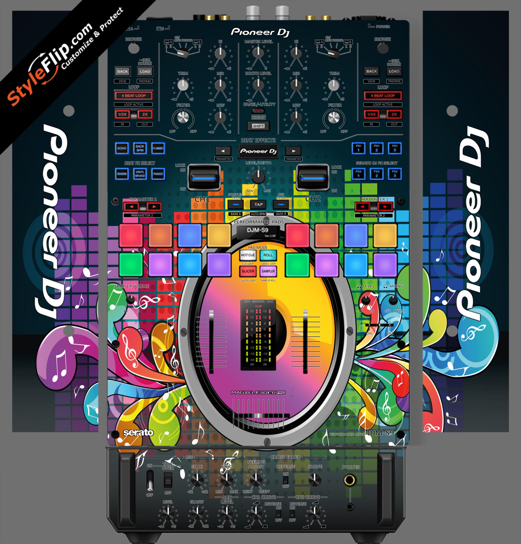 Sonic Bloom  Pioneer DJM S9
