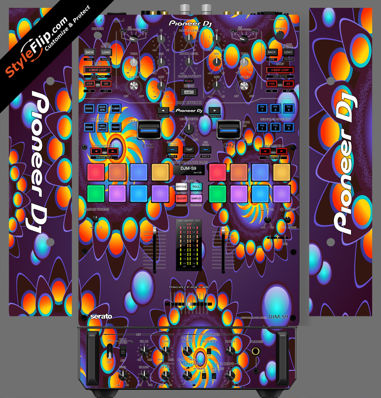 Sunkissed Pioneer DJM S9
