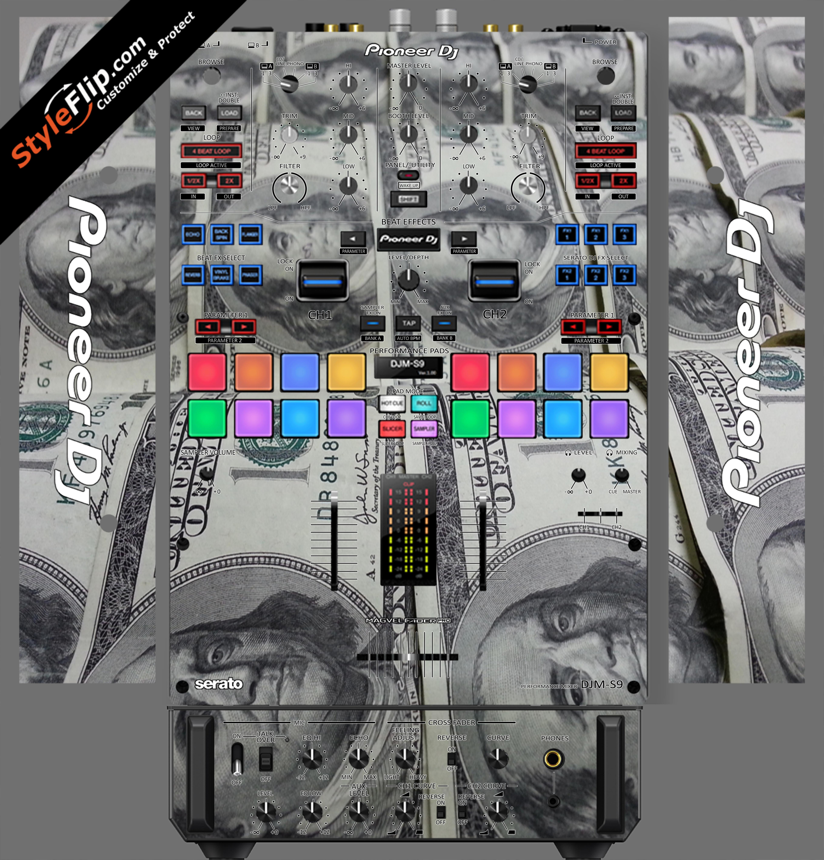 Wallstreet  Pioneer DJM S9