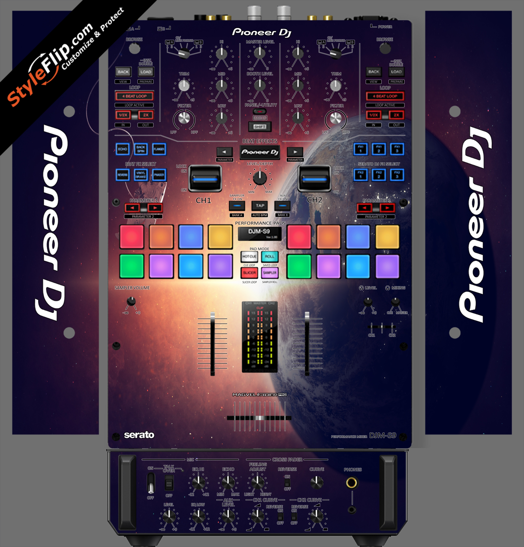 Wanderer Pioneer DJM S9