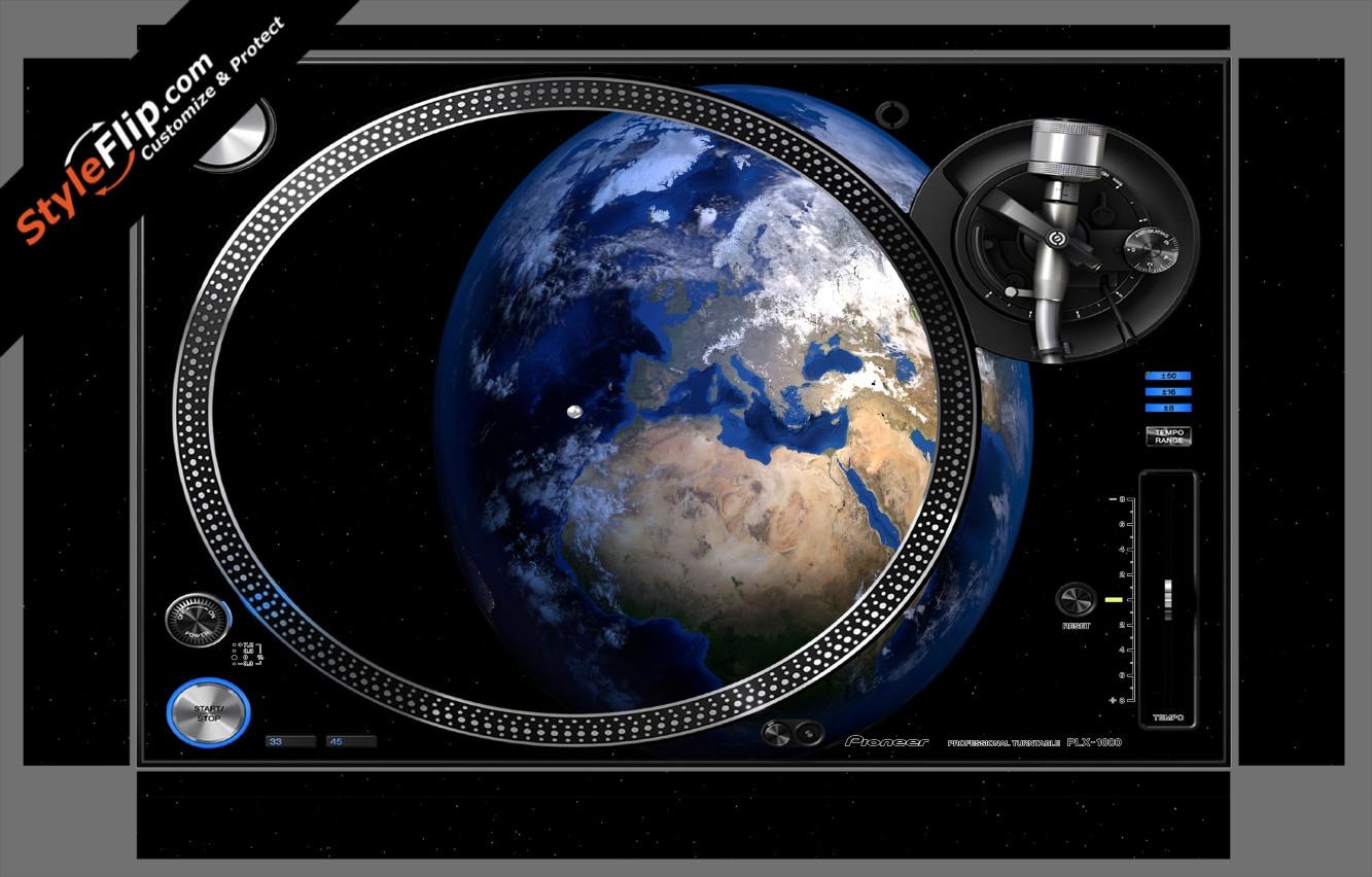 Earthling  Pioneer PLX-1000