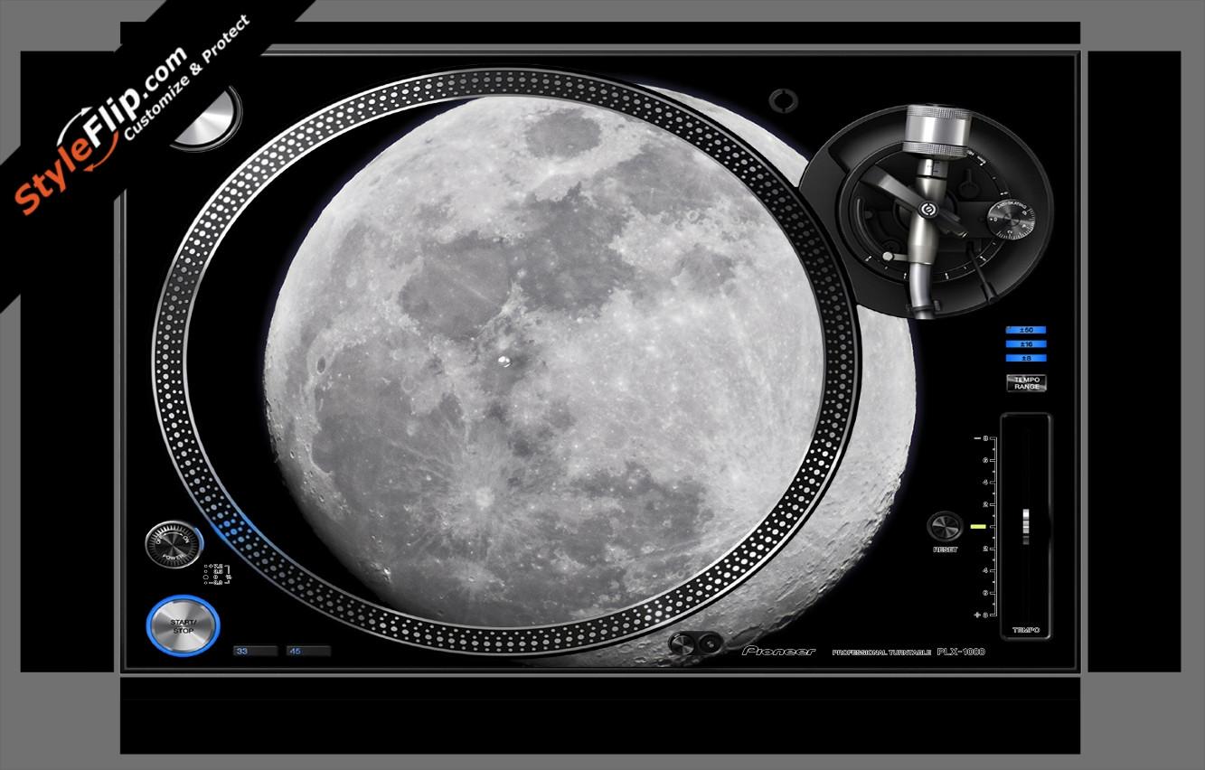 Lunar Pioneer PLX-1000