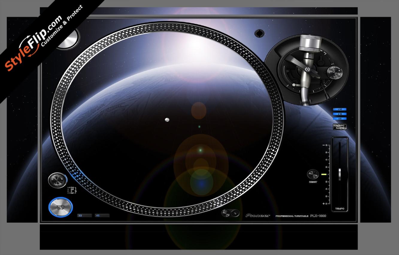 New Horizons  Pioneer PLX-1000