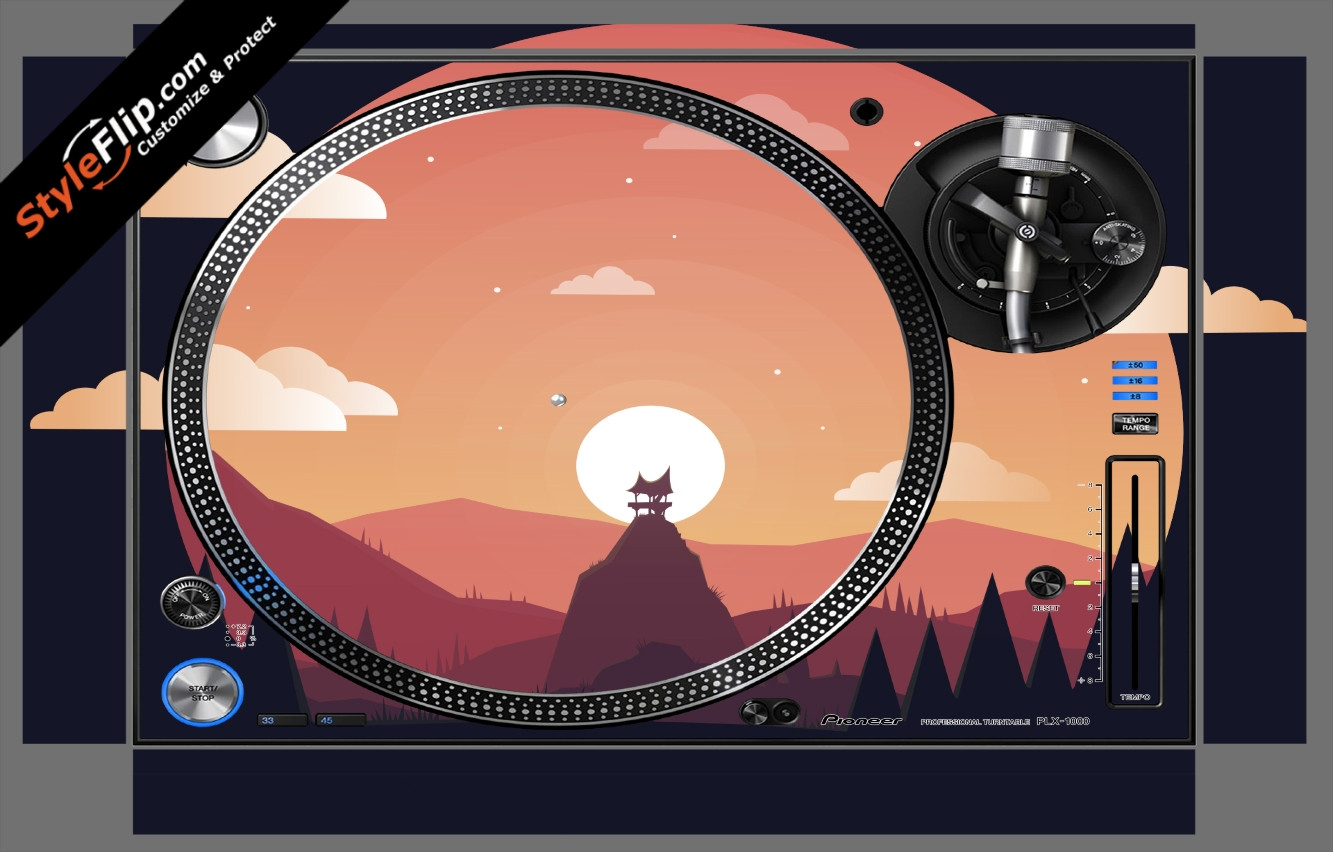 Nightfall  Pioneer PLX-1000