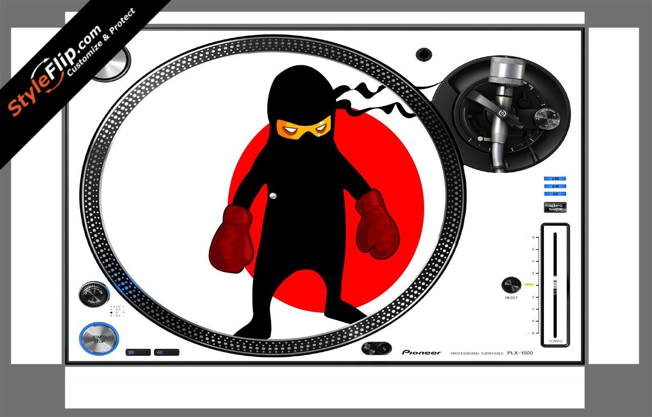 Ninja Warrior  Pioneer PLX-1000